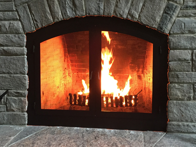 Fireplace Door Systems