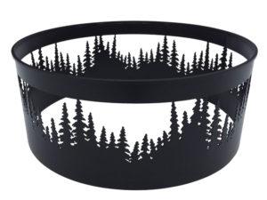 Treeline Fire Ring