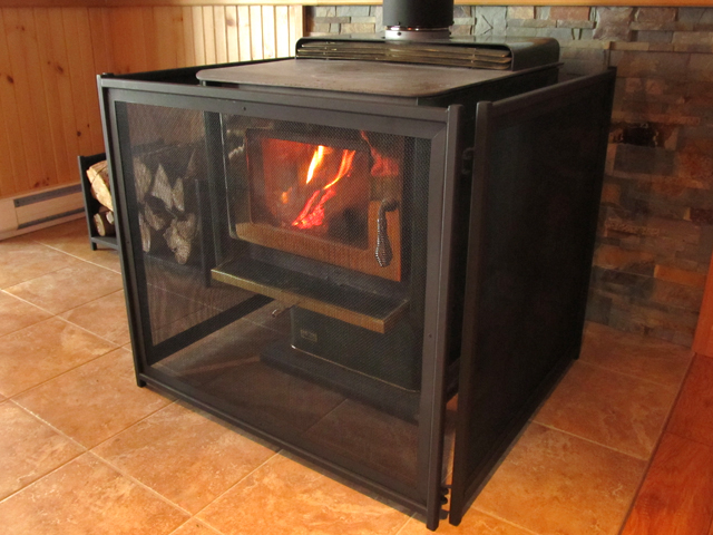 Woodstove Screens - Woodstove Screens €� Northbound Elements