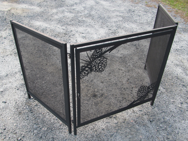 - Woodstove Screens €� Northbound Elements