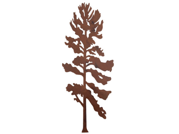 Flat Pine Tree
