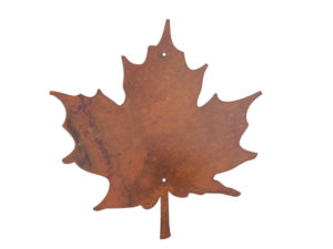 Rustic Maple Leaf