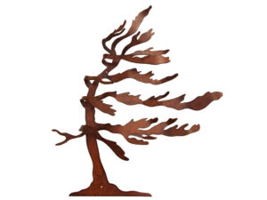 Rusted Windswept Pine