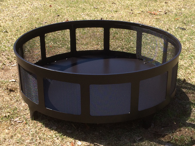 Custom 44 - Custom Fire Pits, Rings And Inserts – Northbound Elements